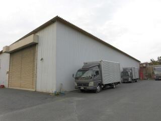 酒井根倉庫