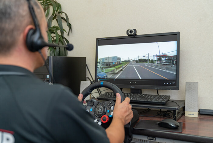 シミュレーター運転適性診断